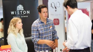 the Three Wine Men Event Business Exhibiting