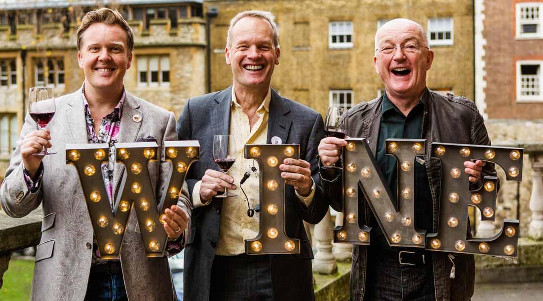 Three Wine Men Event Photo