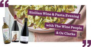Sicilian Wine & Pasta