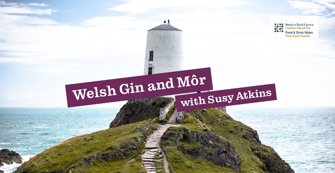Virtual Tasting - Welsh Gin