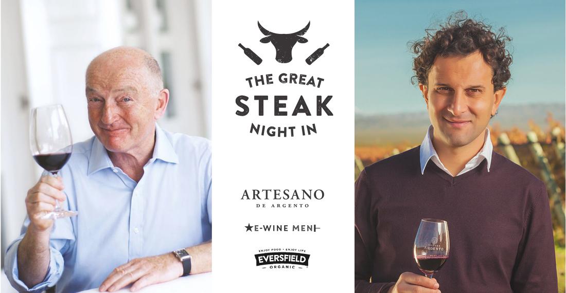 Great Steak Night In