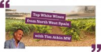 Whites from NW Spain